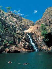 Kakadu Water Fall