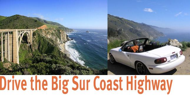 Drive Big Sur